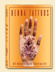 Earth Henna Kit